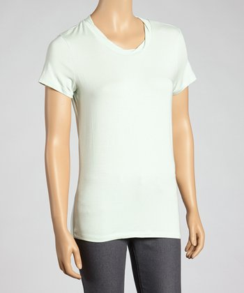 Opal Short-Sleeve Top