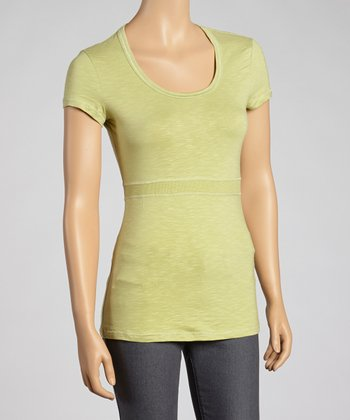 Pear Kami Flare Organic Top