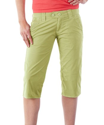 Pear Leighton Organic Capri Pants