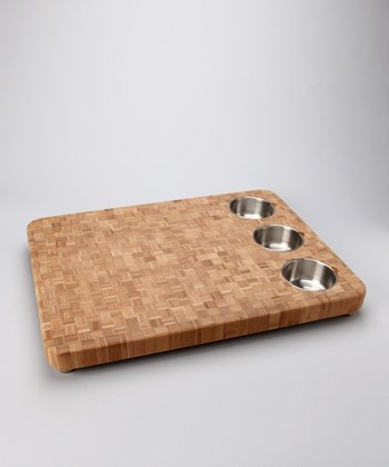 Christmas dinner prep essentials styles44 100 fashion styles sale - Cutting board with prep bowls ...