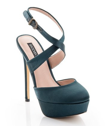 Emerald Sadie Pump