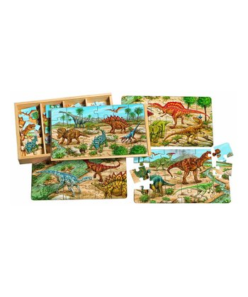 Dinosaurs Large Puzzle Set