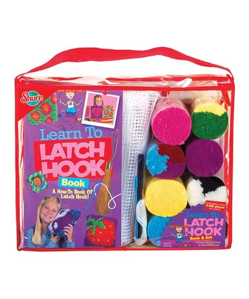 Learn to Latch Hook Kit