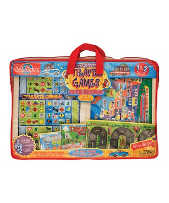Magnetic Travel 12-Game Set