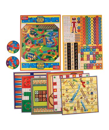 Magnetic Travel 14-Game Set