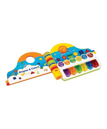Musical Library Toy