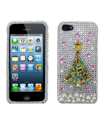 Crystal Christmas Tree Case for iPhone 5