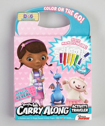 Doc McStuffins Activity Set