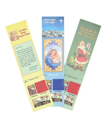 Holiday Bookmark Set