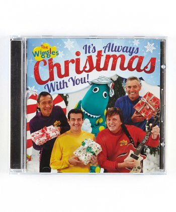The Wiggles: It's Always Christmas With You CD