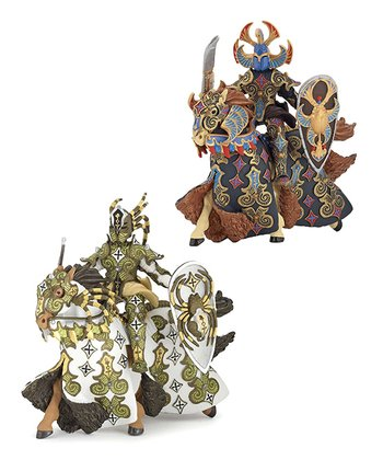 Spider & Beetle Warriors Set