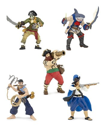 Pirates & Mutants Set