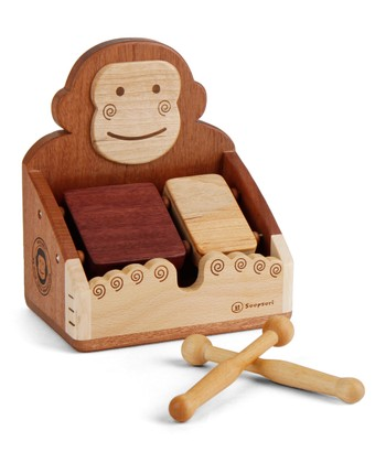 Monkey Rhythm Block Set