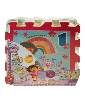 Dora Hopscotch Set