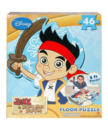 Jake & the Never Land Pirates Floor Puzzle