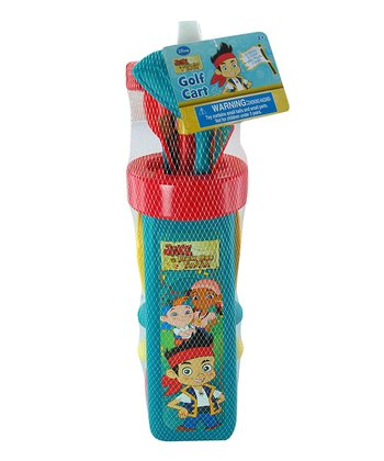 Jake & the Never Land Pirates Golf Set