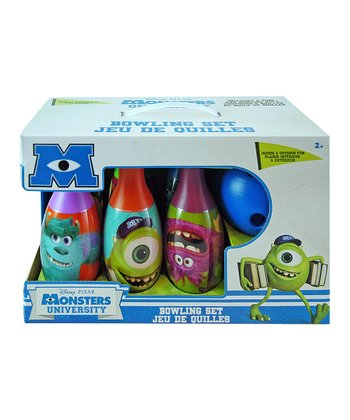Monsters University Bowling Set