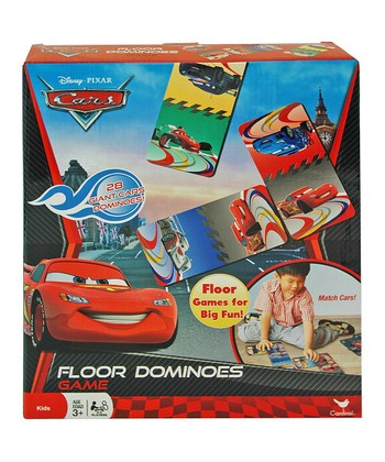 Cars Floor Domino Set