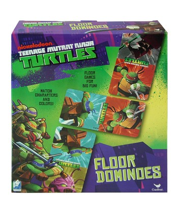Teenage Mutant Ninja Turtles Domino Set