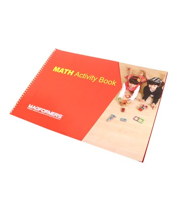 Math Activity Book Workbook