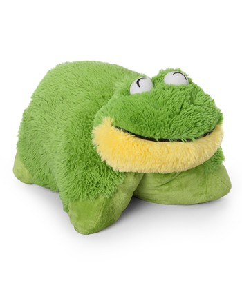 Friendly Frog Pillow Pet