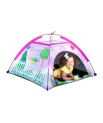 Country Cottage Pit Tent Set