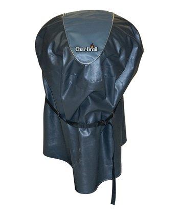 Black & Grey Patio Grill Cover