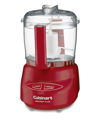 Red Mini-Prep Plus Food Processor