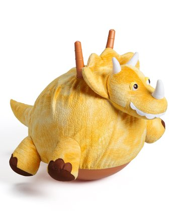 Triceratops Jumping Ball