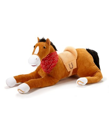 Mr. Jones the Horse Plush Toy