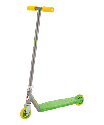 Green & Yellow Berry Scooter