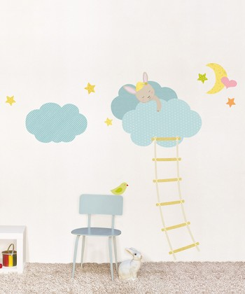 Clouds & Dreams Wall Decal Set