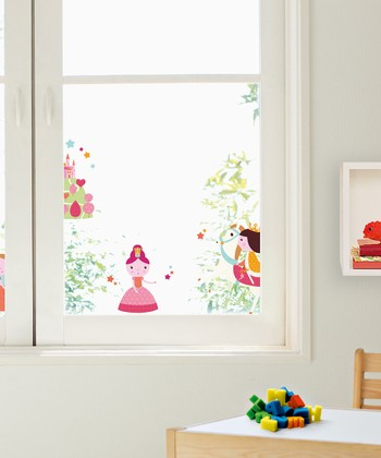 Princess Window Decal Set