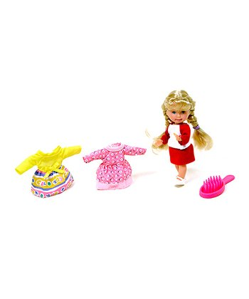 Alison Doll Dress-Up Set