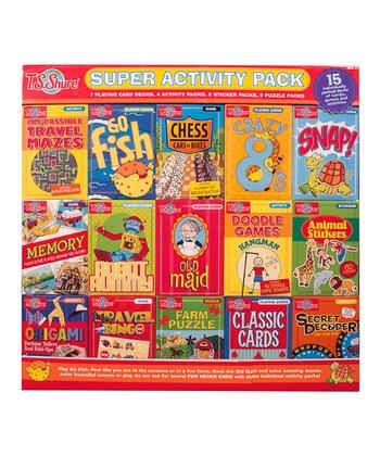 Favorite Games & Activity Set