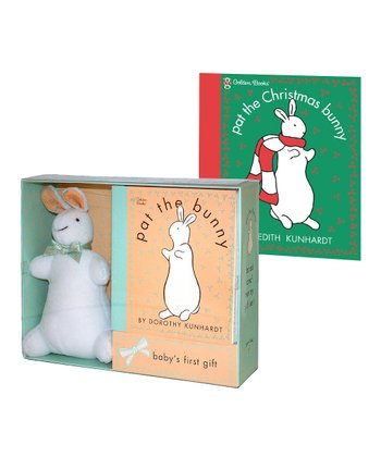 Pat the Bunny Book & Plush Toy Set