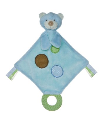 Blue Bear Teething Lovey