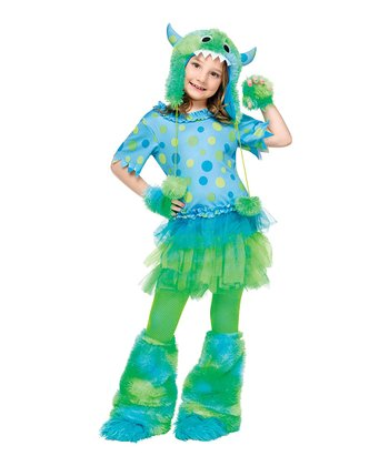 Monster Miss Dress-Up Set - Girls