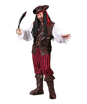 Pirate Dress-Up Set - Men