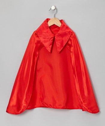 Red Collar Cape