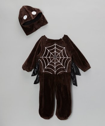 Brown Spider Dress-Up Outfit - Infant