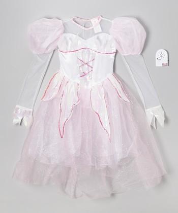 Pink Nutcracker Ballet Dress - Girls