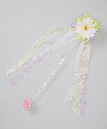White Flower Wand