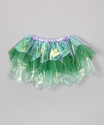Green Mermaid Tutu - Girls
