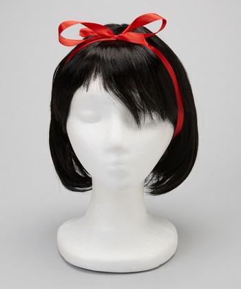 Black Princess Wig