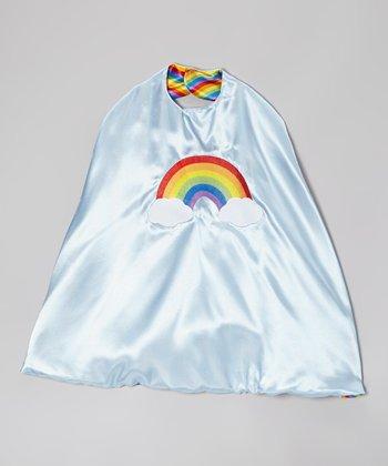 Rainbow Reversible Cape