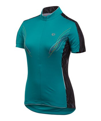 Peacock Pinstripe SELECT Cycling Jersey