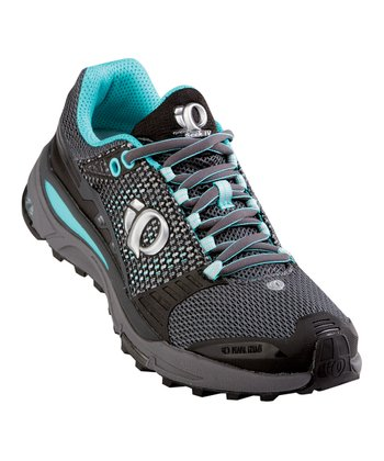 Shadow Gray & Silver ISO Seek IV Running Shoe - Women