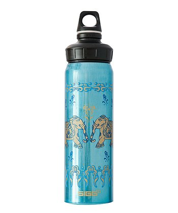 Mint Yoga Wide Mouth 25-Oz. Water Bottle