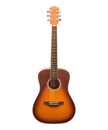Sunburst Archer AD10B Baby Acoustic Guitar